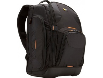 "57% off Case Logic SLRC-206 SLR Camera and 15.4"" Laptop Backpack"