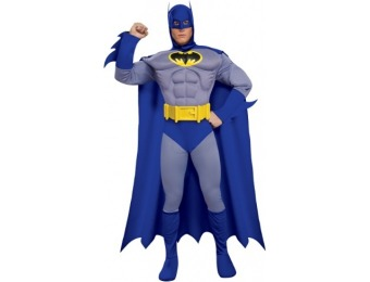 29% off Deluxe Muscle Chest Batman Costume
