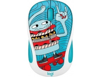 67% off Logitech Doodle Collection M325c Wireless Mouse