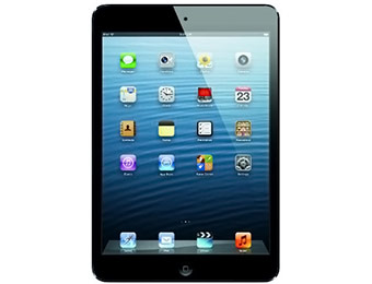 $30 off Apple iPad mini with Wifi 64GB (Black or White)