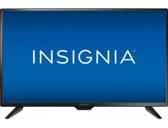 "$60 off Insignia 32"" LED 720p HDTV, NS-32D220NA18"