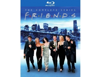 $160 off Friends: The Complete Series (Blu-ray)