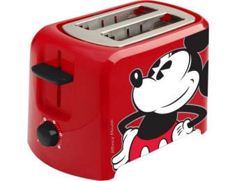 47% off Disney Mickey Mouse 2-Slice Toaster