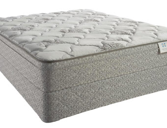 $430 off Sealy Tambour Select Plush Euro Pillowtop Twin Mattress