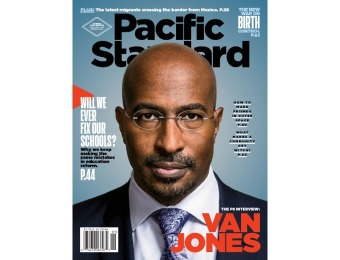 92% off Pacific Standard (Digital) Magazine