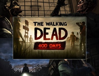 75% off The Walking Dead: 400 Days PC Download