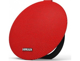 77% off AOMAIS Ball Bluetooth Speaker