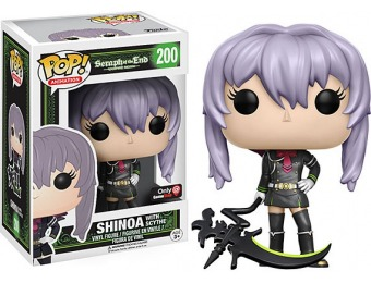 40% off POP Seraph of the End Shinoa with Scythe Toy