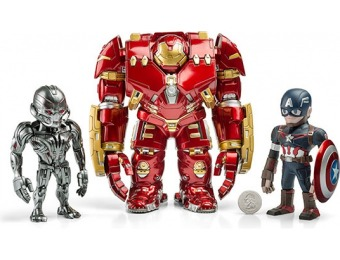 80% off Age of Ultron Artist Mix Series Figures