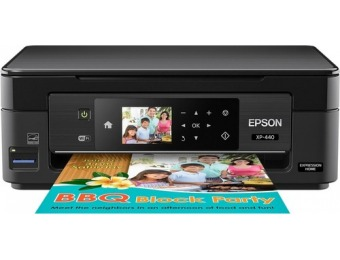 $55 off Epson Expression Home XP-440 Wireless All-In-One Printer