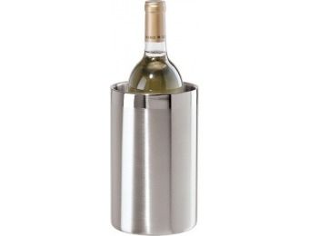 63% off Double Wall Stainless Steel Wine Cooler