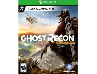 67% off Tom Clancy's Ghost Recon Wildlands - Xbox One