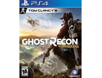 67% off Tom Clancy's Ghost Recon Wildlands - PlayStation 4