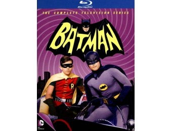 67% off Batman: The Complete Television Series Blu-ray