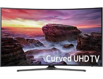 $250 off Samsung MU6500 Curved 4K UHD TV