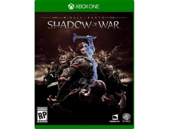 87% off Middle-Earth: Shadow of War - Xbox One
