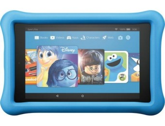 "$40 off Amazon Fire HD 8 Kids Edition 8"" Tablet"