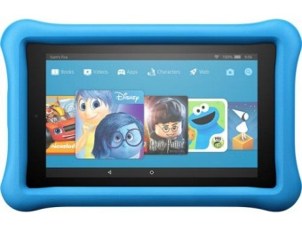 "$30 off Amazon Fire Kids Edition 7"" Tablet"