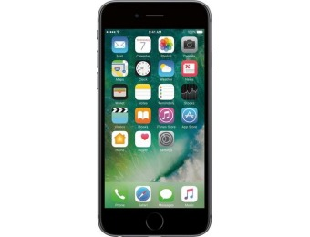 $100 off AT&T Prepaid Apple iPhone 6 4G LTE with 32GB Memory