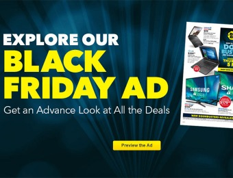 Best Buy Black Friday Sale Ad Flyer