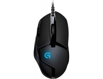 71% off Logitech G402 Hyperion Fury Optical Gaming Mouse