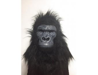 75% off Animalistic Masks Gorilla