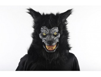 75% off Animalistic Masks Werewolf