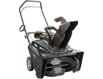 "$240 off Briggs & Stratton 22"" 208cc Electric Start Gas Snowthrower"