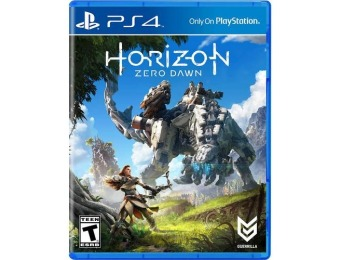 50% off Horizon Zero Dawn - PlayStation 4