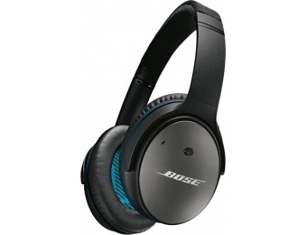 $120 off Bose QuietComfort 25 Noise Cancelling Headphones