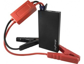50% off myCharge Adventure 6,600 mAh Portable Jump-Start Charger