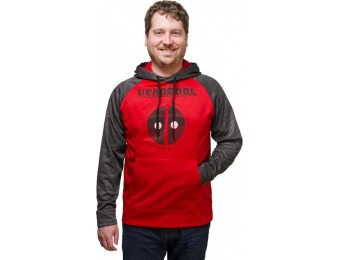 67% off Deadpool Space Dye Hoodie