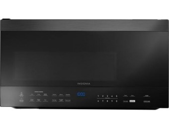 $220 off Insignia 1.6 Cu. Ft. Over-the-Range Microwave