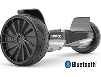 $400 off EPIKGO Sport Plus Self Balancing Electric Scooter