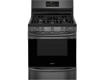 $400 off Frigidaire Gallery 5-Burner Convection Gas Range
