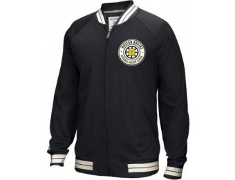 76% off Boston Bruins Adult CCM Full Zip Jacket