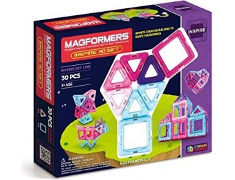 49% off Magformers Inspire Set (30-pieces)