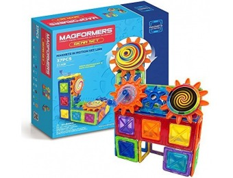 51% off Magformers Magnets in Motion Set (37-pieces)