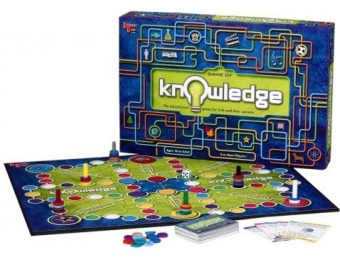 74% off University Games Game of Knowledge