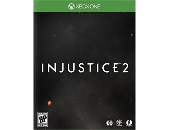 25% off Injustice 2 - Xbox One