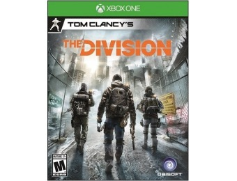 50% off Tom Clancy's The Division - Xbox One