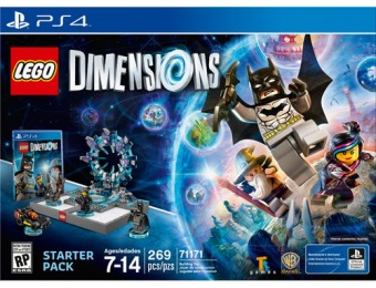 70% off LEGO Dimensions Starter Pack - PlayStation 4