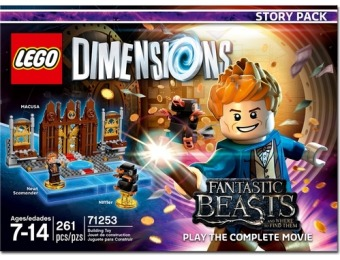 60% off LEGO Dimensions Fantastic Beasts and Where to Find Them Story Pack