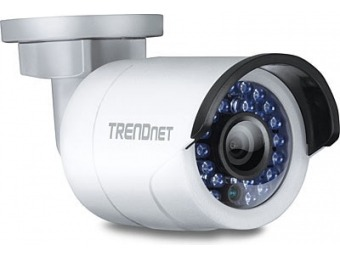 $70 off TRENDnet 3MP Full HD PoE Day/Night Network Camera