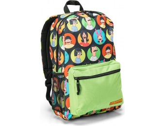 70% off Bob's Burgers The Belchers Backpack