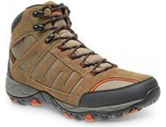 42% off Wolverine Men's Grayling Mid Waterproof Hiking Boots