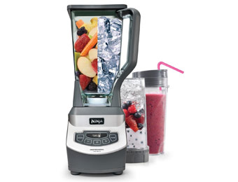 $128 off Ninja BL660 Professional Style Blender w/ Single Serve Cups
