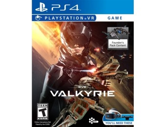 50% off EVE Valkyrie - PlayStation 4