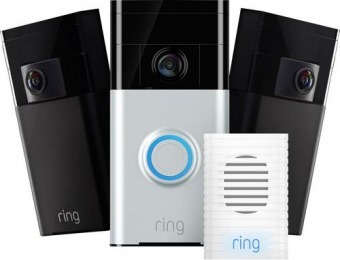 $170 off Ring Home Security Kit