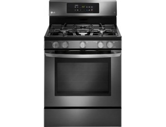$604 off LG 5.4 Cu. Ft. Freestanding Gas Convection Range